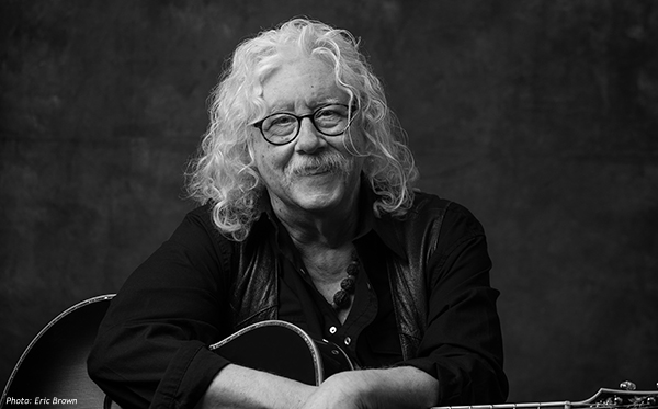 An Evening With Arlo Guthrie featuring Abe Guthrie