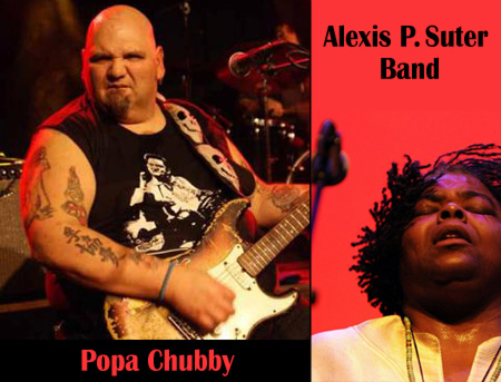 Info on popa chubby tour dates